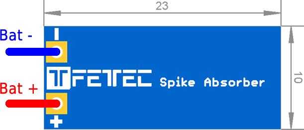 schema-cablage-spike-absorber