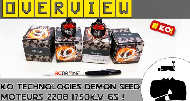 test KO Technologies demon seed