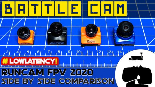 Battle Cam RunCam 2020