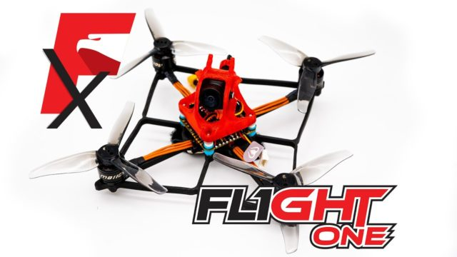 test FlightOne FalcoX GTB 339 Pro