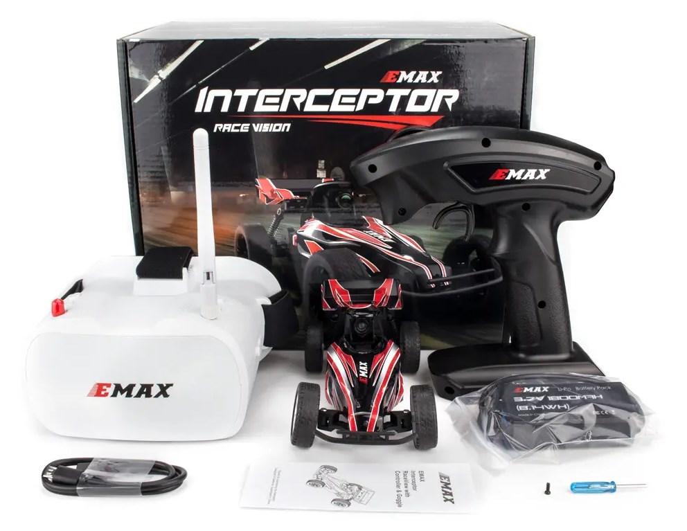 Packaging interceptor eat03