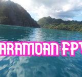 caramoan drone fpv