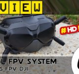 test dji digital fpv system hd