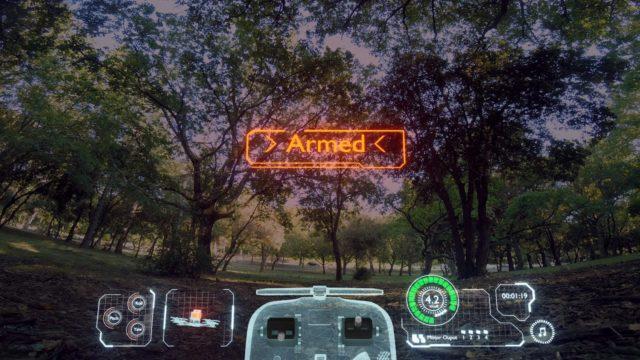 Betaflight 4.2 - Ultimate stickcam overlay