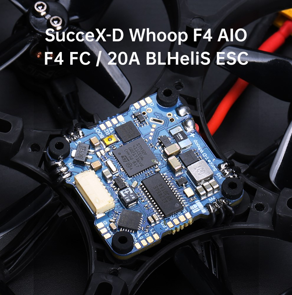 iFlight Alpha A85 HD - SucceX-D F4 Whoop AIO