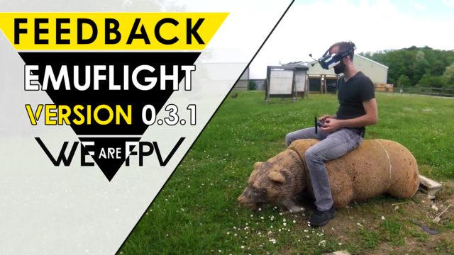 Tuto Test EmuFlight 0.3.1