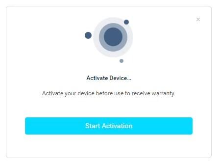 Tuto activation DJI Digital FPV System 02 - Activation