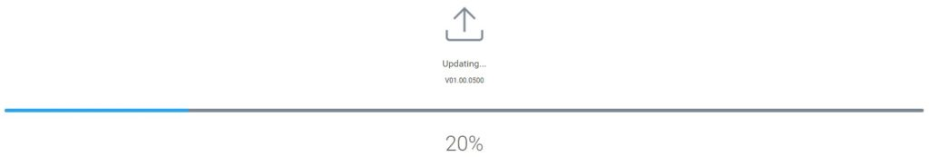 Tuto activation DJI Digital FPV System 13 - Updating