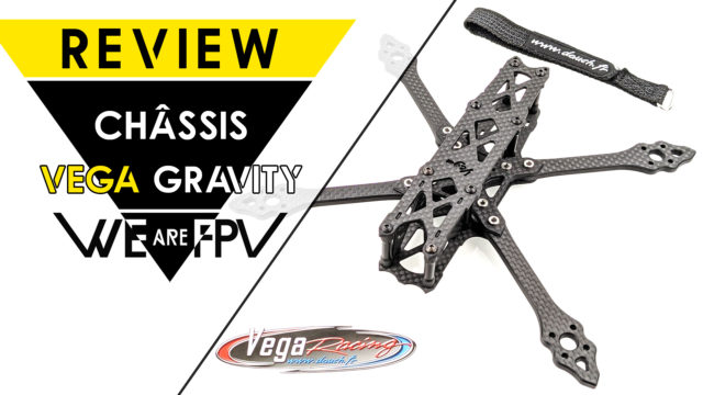 TEST VEGA GRAVITY HOLYSHIT LUXURY FPV FREESTYLE FRAME