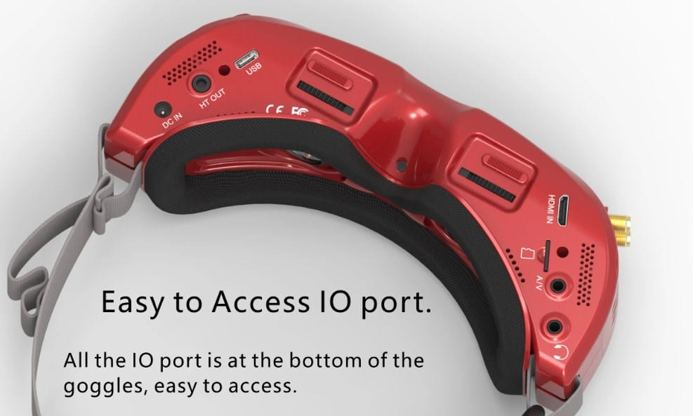 ev300o ports usb type-c