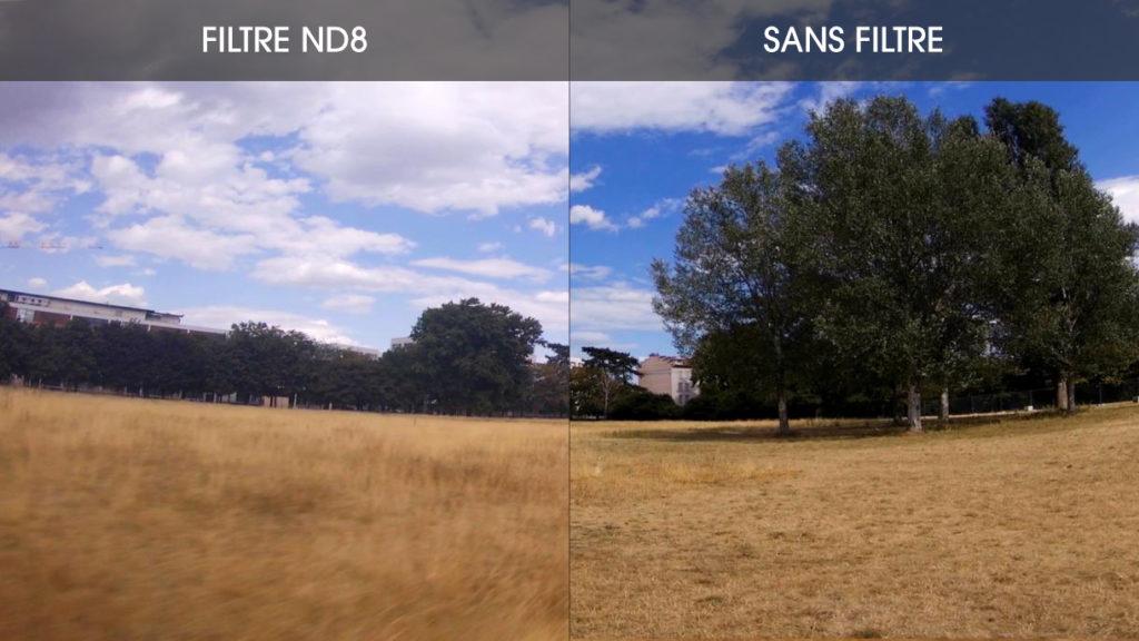 comparatif filtre nd
