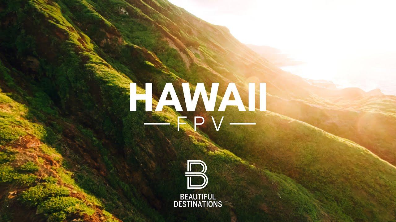 hawai drone fpv