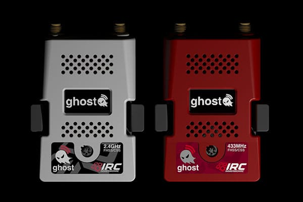 ImmersionRC Ghost White VS Red