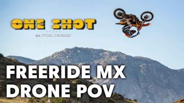 Johnny FPV Red Bull Drone FPV Moto