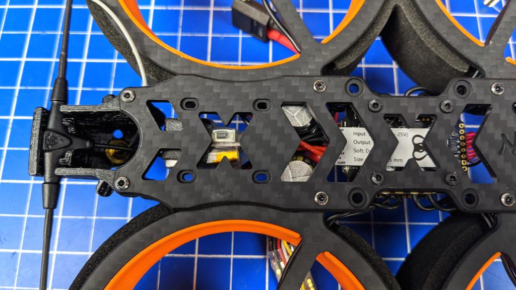 taycan vifly finder bottom plate