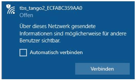 tbs cloud wifi tango 2
