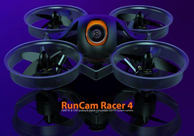 test runcam racer 4
