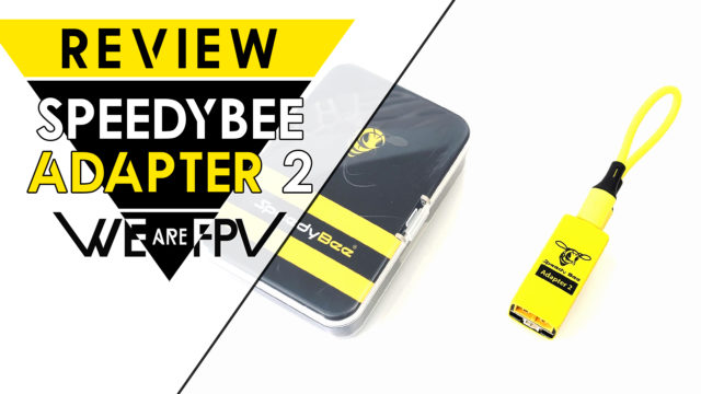 Test Speedybee Adapter V2