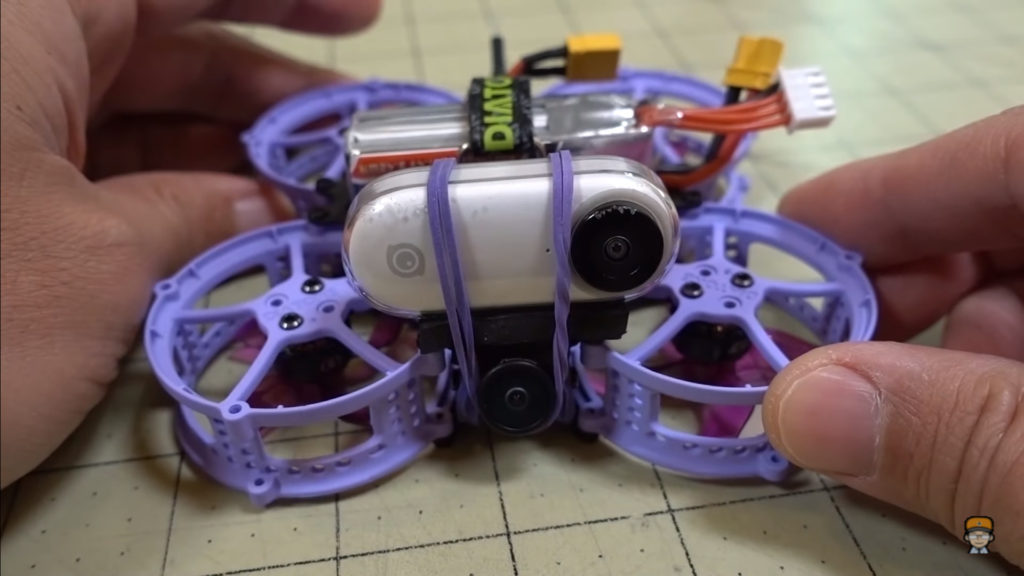 Mini Cine Whoop (Albert Kim)