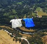 drone fpv vs wingsuit