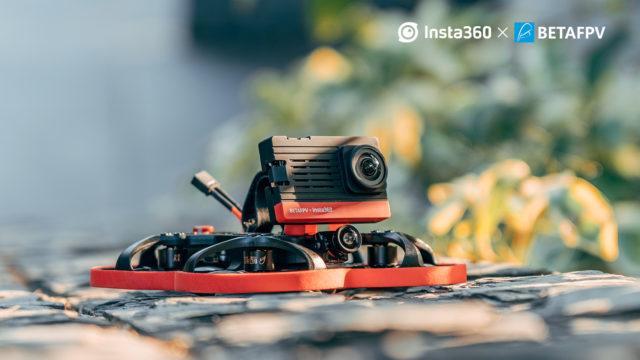 test BetaFPV Beta95X V3 SMO 4K Camera