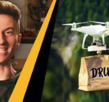 Drone Drug Dealer