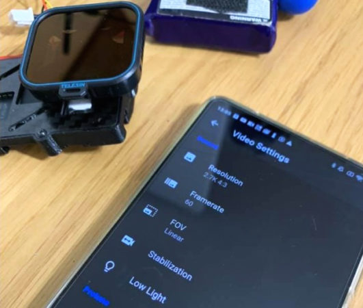 GoPro BLE Android