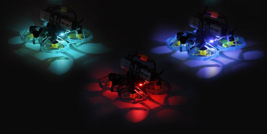 led programmables pour drone fpv t-motor
