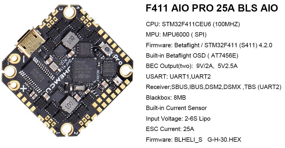F411 AIO PRO