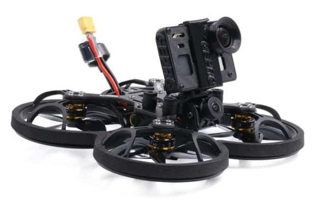 GEPRC CineLog 25 HD mount