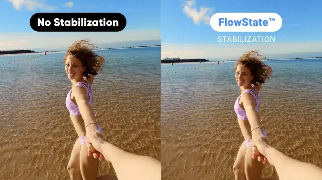 Stabilisation FlowState Insta GO 2