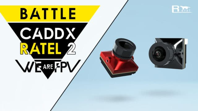 test caddx ratel 2 dvr