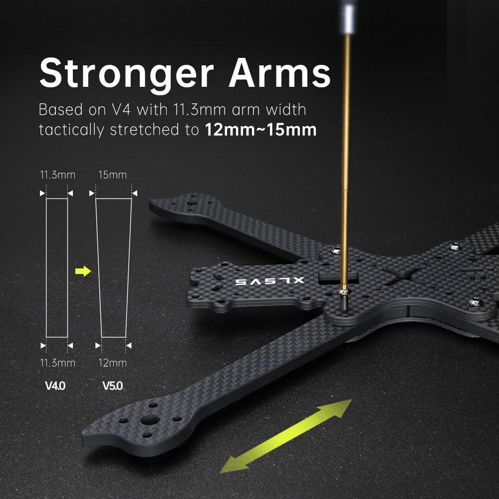 bras solides