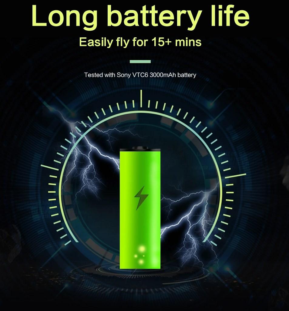 autonomie rekon 3 nano long range