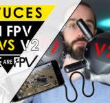 DJI FPV V1 VS V2