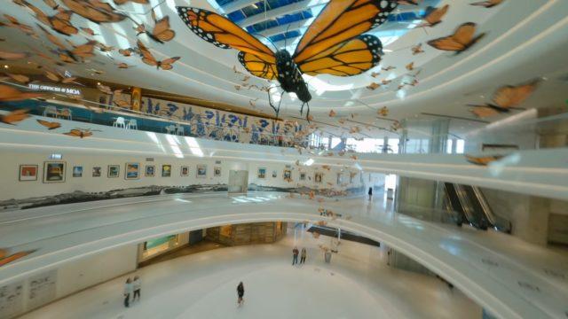 Mall of America Drone FPV