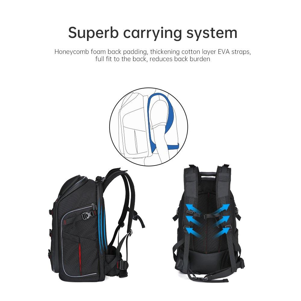 iFlight backpack confort