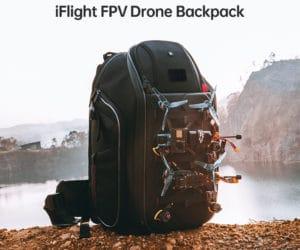 test iFlight backpack