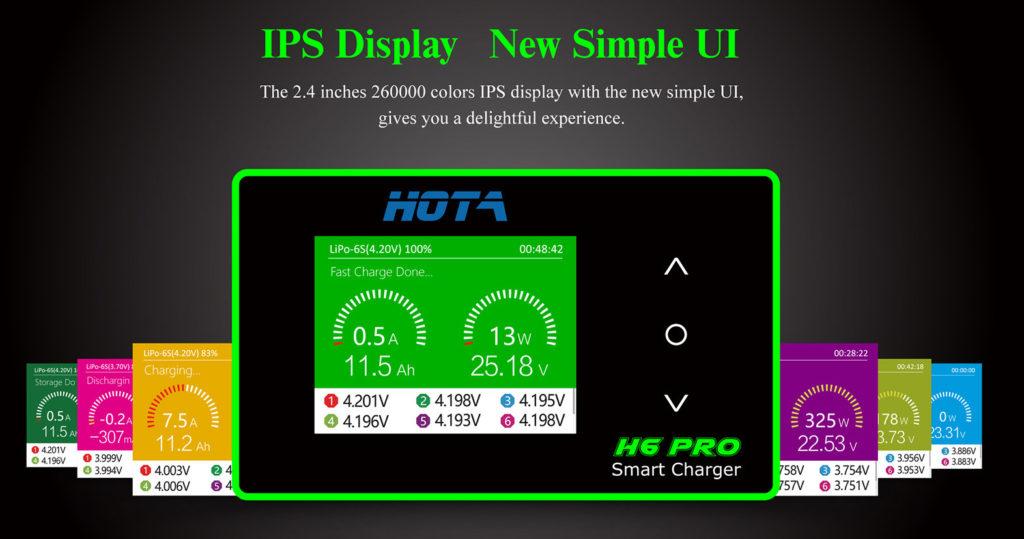 interface hota h6
