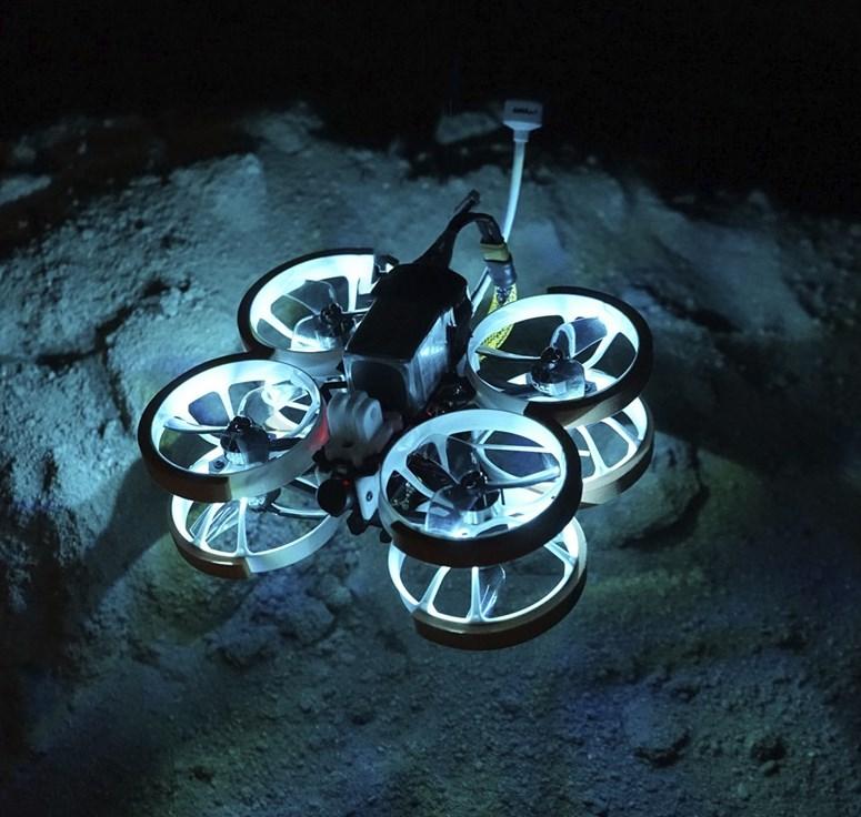 led drone fpv