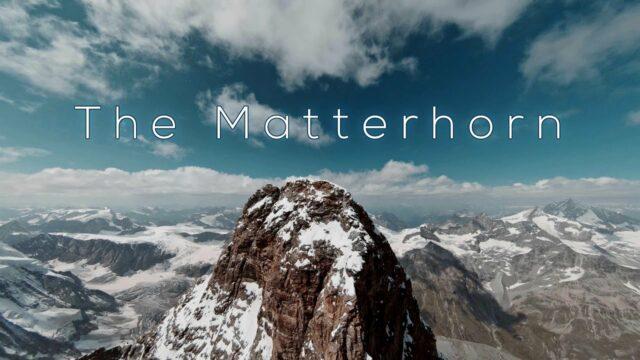 the matterhorn drone fpv