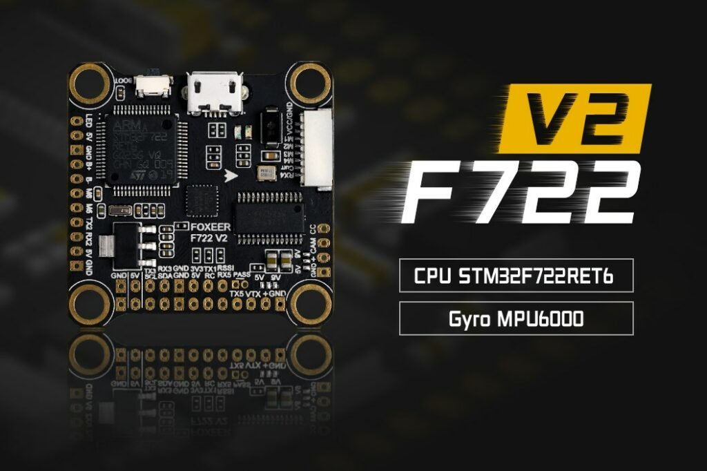 Foxeer F722 V2