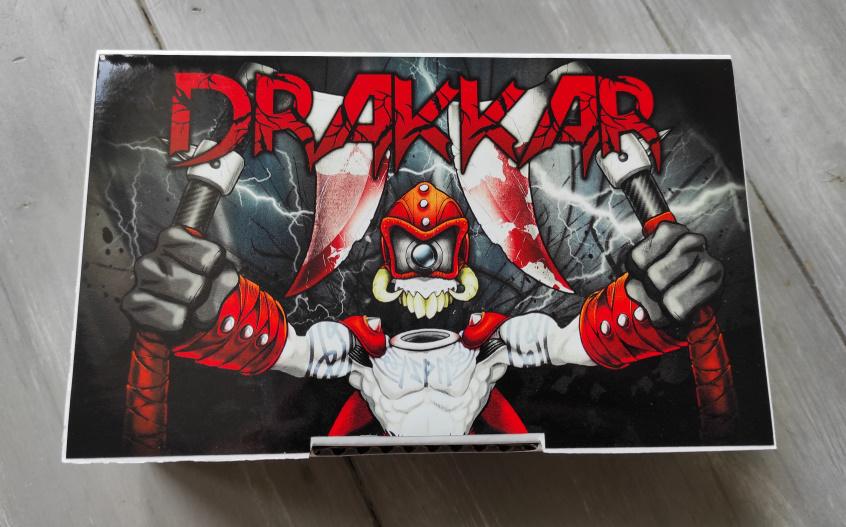 boîte du châssis drakkar by Lethal Conception
