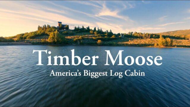Timber Moose Lodge Drone FPV