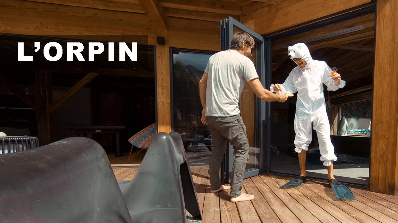 chalet orpin