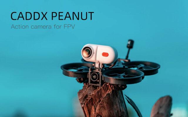 test caddx peanut fpv