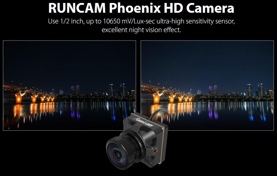 test runcam phoenix hd
