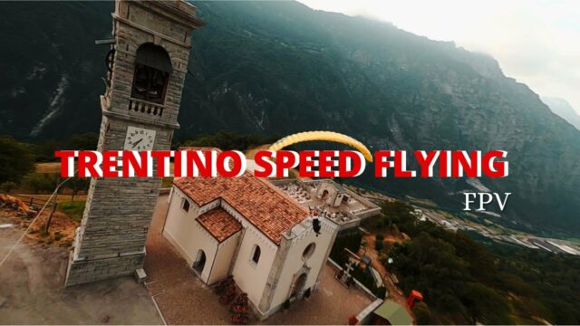 trentino speed flying