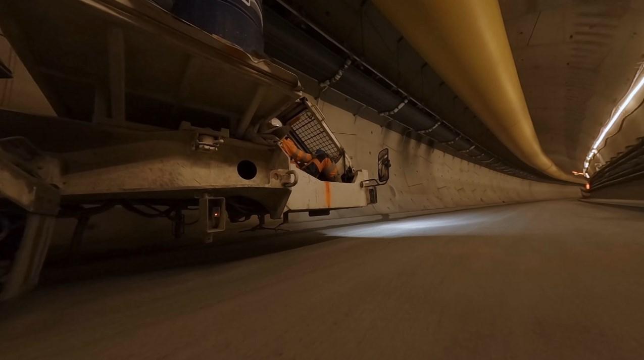 drone fpv métro paris