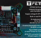 test FETtec FC G4 PIDS